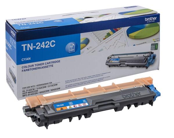 TN-242C bis zu 1400 Seiten