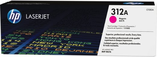 HP 312A CF383A Original Toner magenta Standardkapazität 2.700 Seiten
