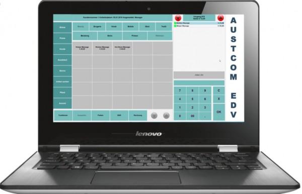 Kassenset: YOGA 300-11IBY 360° inkl. USB Thermodrucker