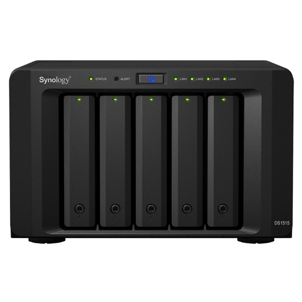 Synology NAS DS1515 2.13Ghz 2GB DDR