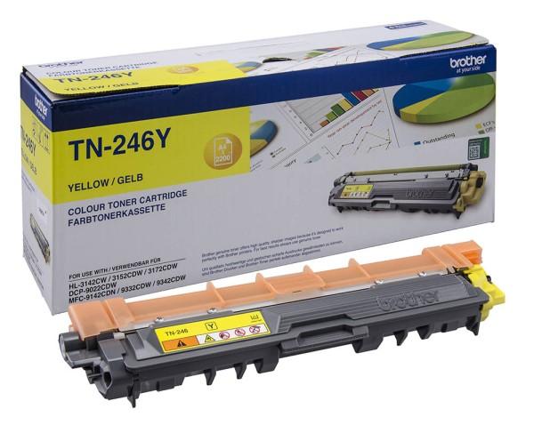 TN-246Y bis zu 2200 Seiten