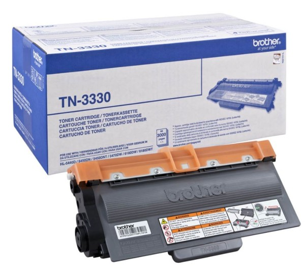 Brother Toner TN-3330 schwarz