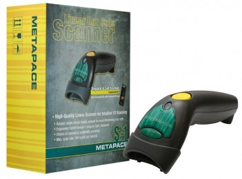 Metapace S-1, 1D, Kit (USB), anthrazit