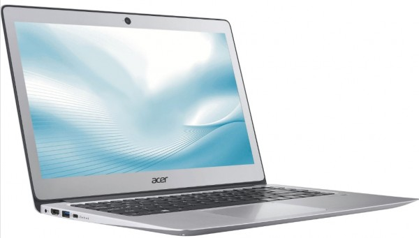 Acer Swift SF314-51-37TM Sparkly Silver