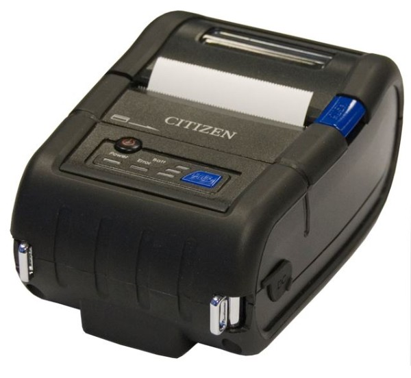 Citizen CMP-20, 8 Punkte/mm (203dpi), Chip, MKL, BT, Dual-IF