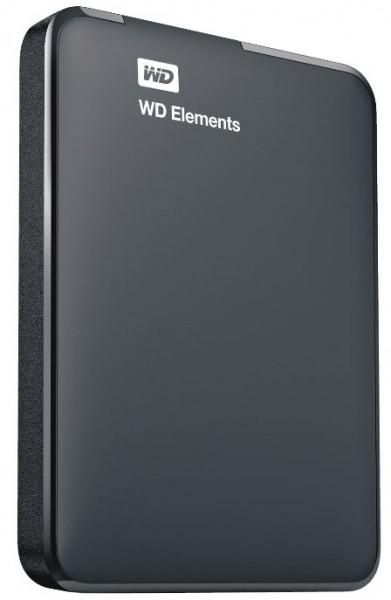 """Western Digital Elements Portable 2TB USB 3.0 2,5"""" extern WDBU6Y0020BBK"""