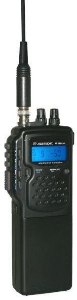 AE 2990 AFS, Handfunkgerät, AM/FM/SSB