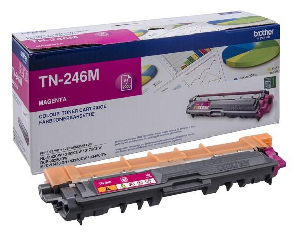 TN-246M bis zu 2200 Seiten
