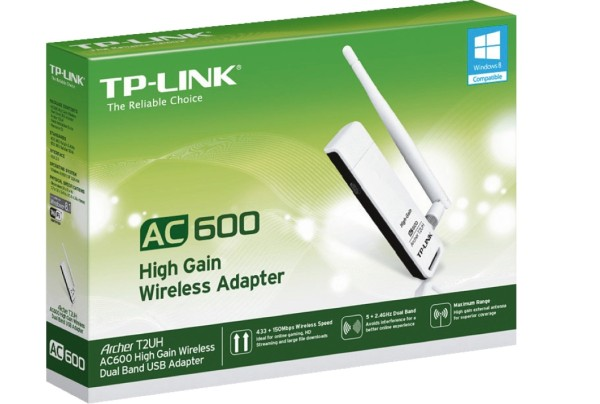 TP Link Archer T2UH AC600 WLan Dual Band USB Adapter