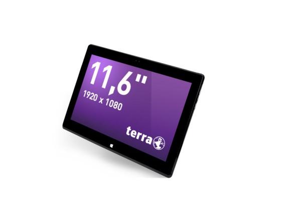 Terra Pad 1161 11,6 Windows 10 Pro 4GB Ram 256GB SSD LTE/GPS