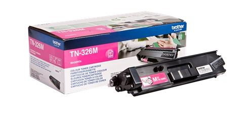 Brother TN-326M Jumbo Toner Magenta