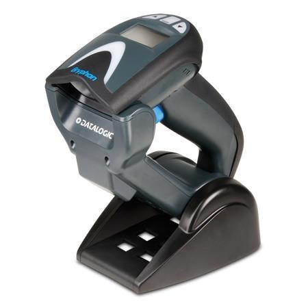 Datalogic Gryphon I GM4400-HC, 2D, Kit (USB), schwarz Funkscanner