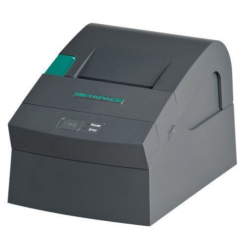 Metapace T-4 Thermo-Bondrucker 58mm Papierbreite Auto Cutter inkl. Netzteil USB Anschluss