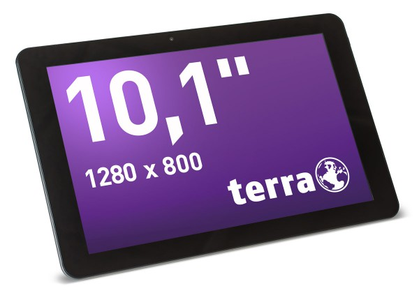 Terra Pad 1003 10.1Zoll 16GB Flash-Speicher Android