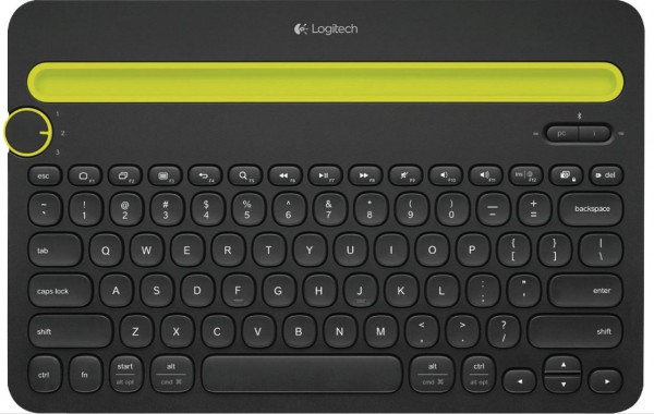 K480 - Bluetooth Multi-Device Keyboard