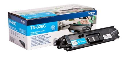 Brother TN-326C Jumbo Toner Cyan