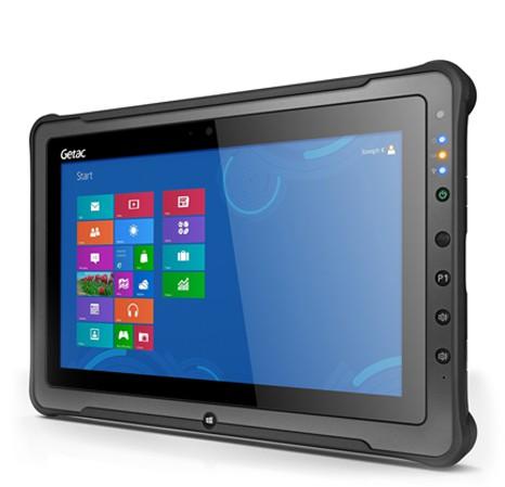 Getac F110G2 Basic, USB, BT, WLAN, hot-swap, Win.7