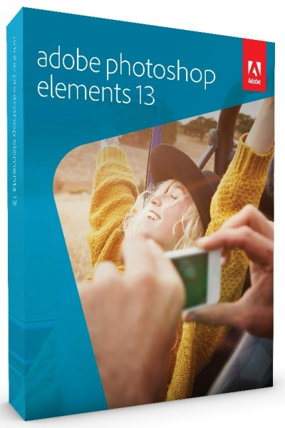 Adobe Photoshop Elements 13, inkl. Zweitnutzungsrecht, Win/Mac, Deutsch