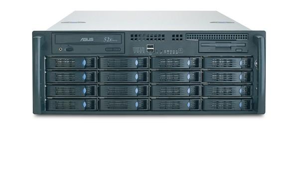 """TERRA NAS 4030 G2 iSCSI/SA 16x3.5"""" 5TB installierte Festplattenkapazität Brutto"""