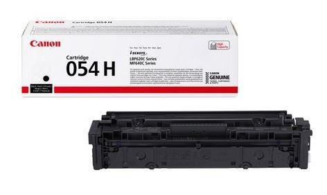Canon 054 hohe Toner-Cartridge, black bis zu 3100 Seiten