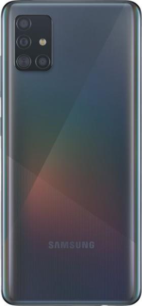 Galaxy A51 Dual SIM A515F 128GB Prisma Crush Black