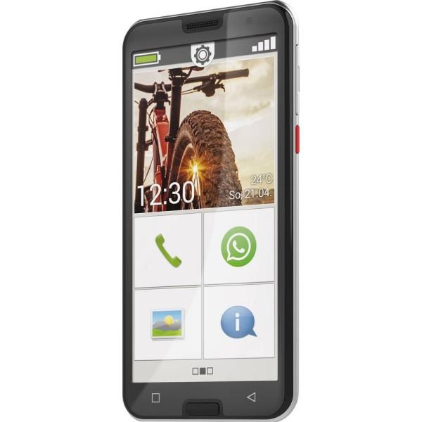 Emporia Smart.5 Smartphone 32 GB Schwarz Explorer mit Powerbank Senioren