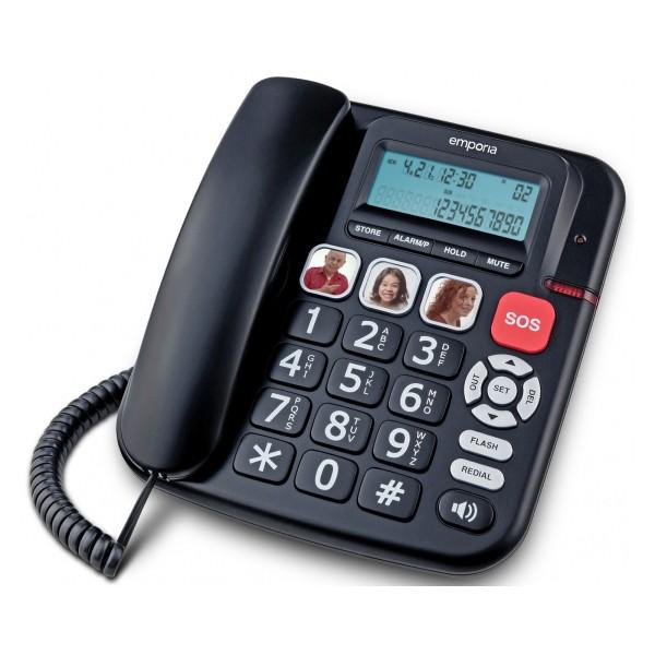 kft19 grosstasten telefon für senioren