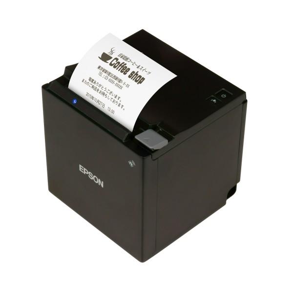 Epson TM-m30, USB, Ethernet, 8 Punkte/mm (203dpi), ePOS, schwarz