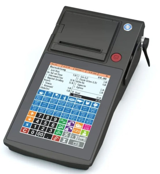 QTouch 8 front by Austcom