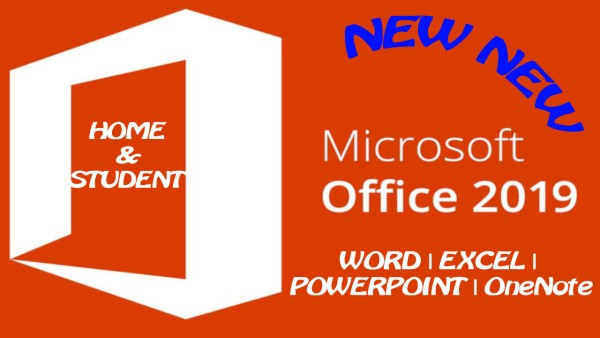 Microsoft Office 2019 Home & Student by Austcom