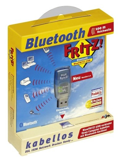 AVM Fritz Bluetooh up to 100m