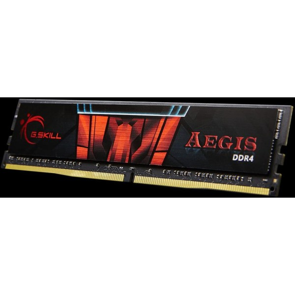 DDR4 16GB PC 2666 CL19 G.Skill KIT (2x8GB) 16GIS Aegis 4 F4-2666C19D-16GIS