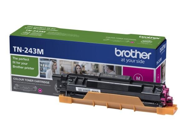 Brother Toner TN-243M Magenta up to 1000 Seiten