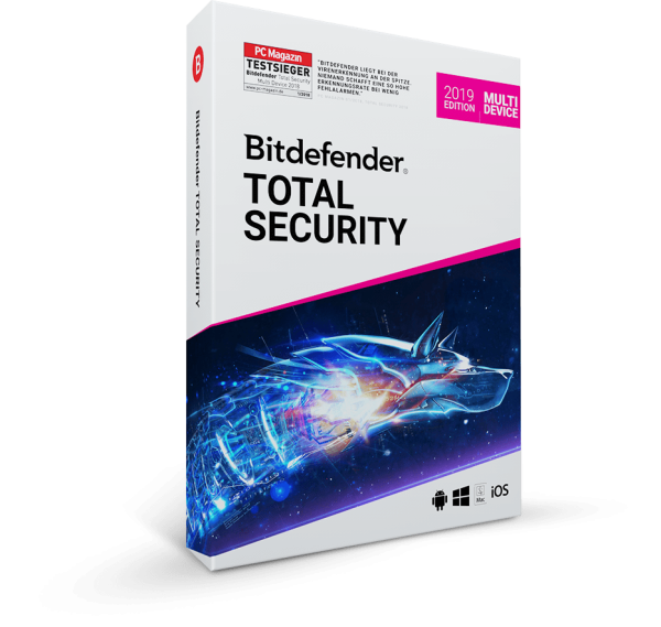 Bitdefender Total Security by Austcom