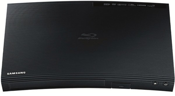 Samsung BD-J5500/EN Blu-ray Disc Player