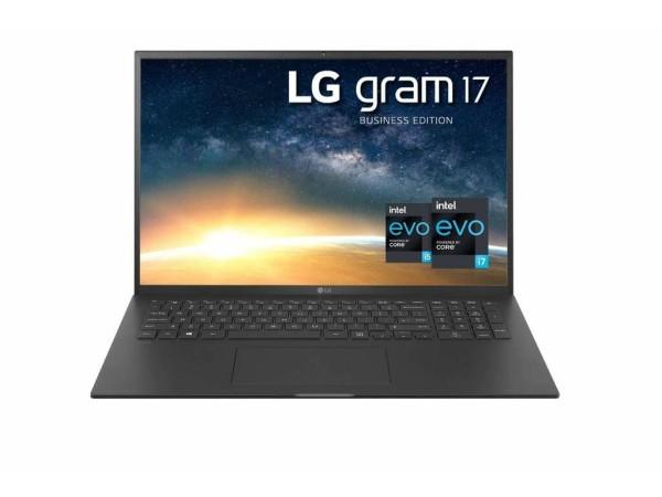"""LG gram 17"""" 17Z90P mit i7 1165G7 16GB Ram 1000GB SSD M.2 inkl. Office 2019 Vollversion"""