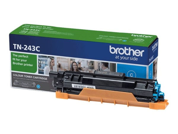 Brother Toner TN-243C Cyan up to 1000 Seiten