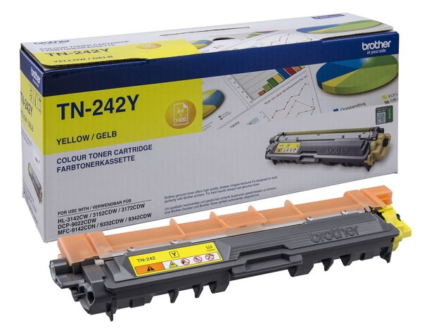 Brother TN-242Y