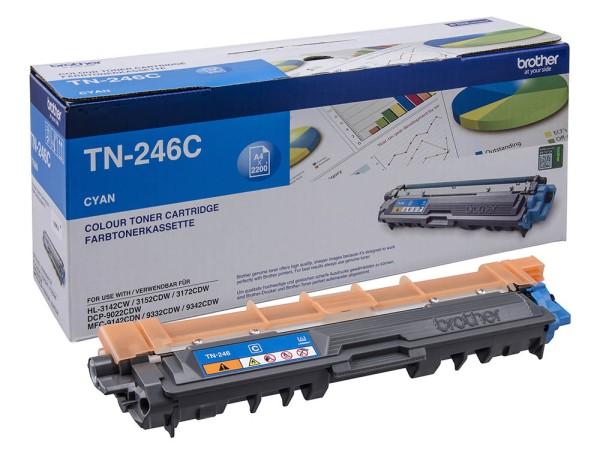 TN-246C bis zu 2200 Seiten