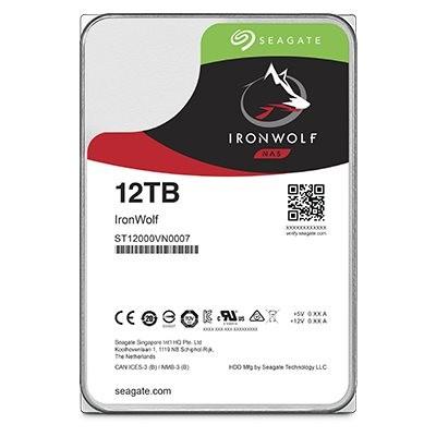 Seagate IronWolf 2TB bis 12TB 24/7