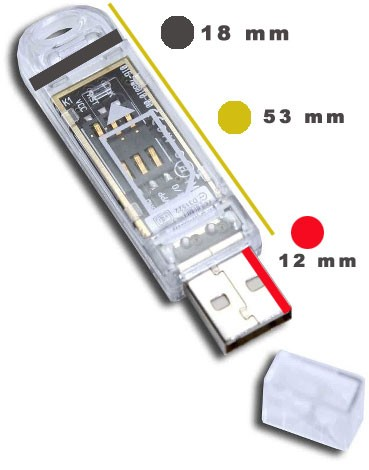 Gemalto USB Stick