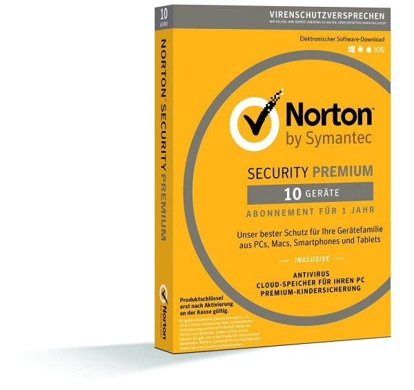 Norton Security Premium by Austcom