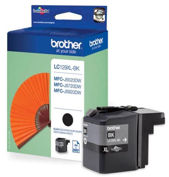 Brother LC-129XLBK schwarz bis zu 2400 seiten