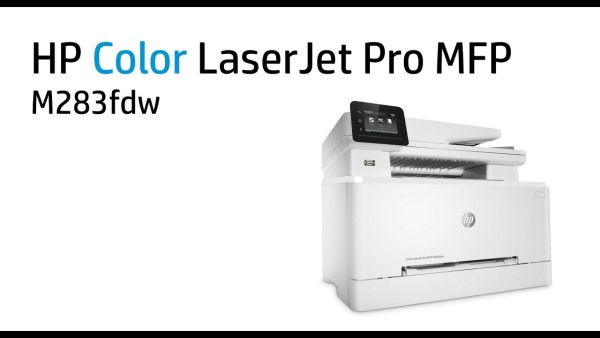 HP Laserjet M283 fdn by austcom.at