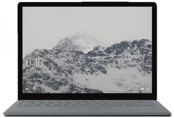 MS Surface Laptop i5 8GB 256GB W10S 30,81cm 13,5 Zoll DAH-00010 Platin Aluminium
