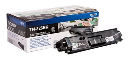 Brother TN-326BK Jumbo Toner