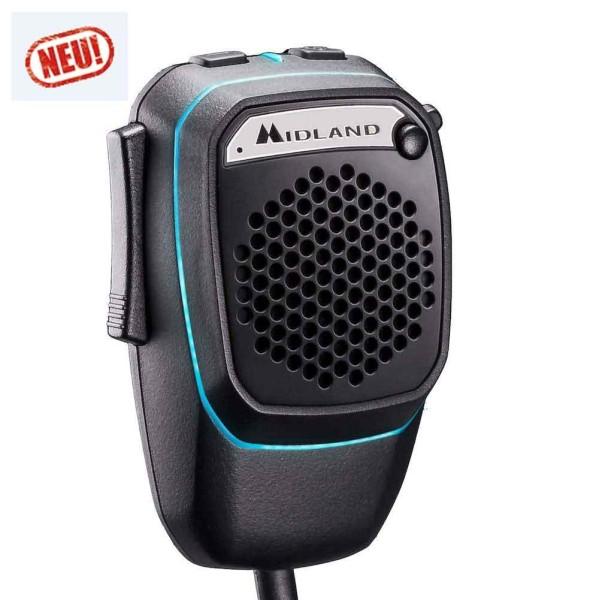 Midland Dual Mike 6 Pin, Bluetooth und CB Mikrofon by Austcom